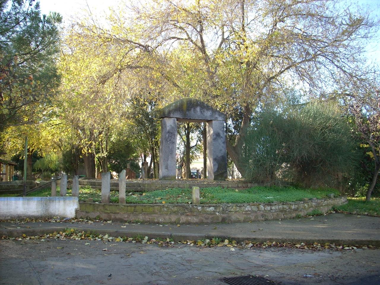 Giardino Megalitico