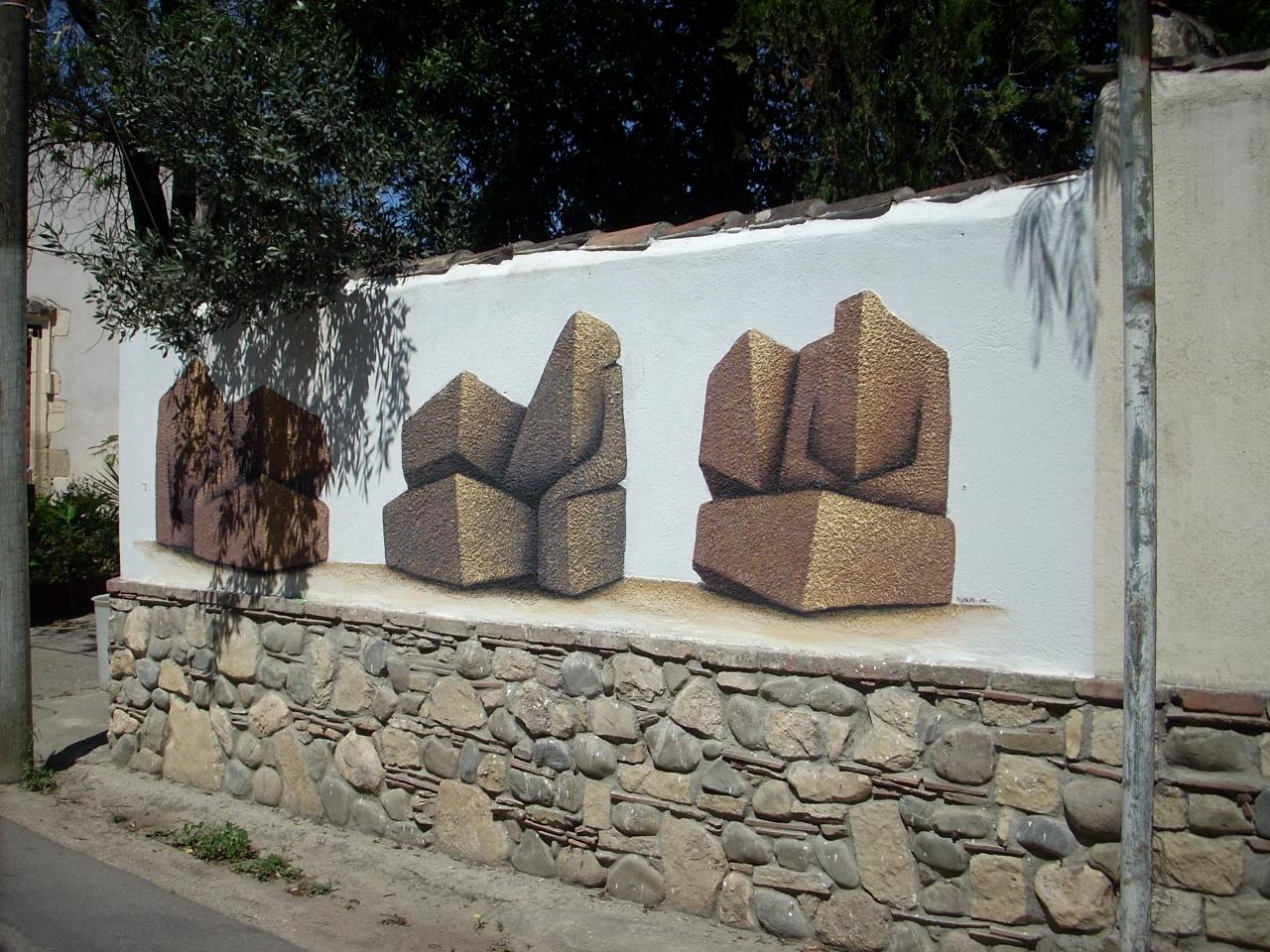 murales raffaele muscas