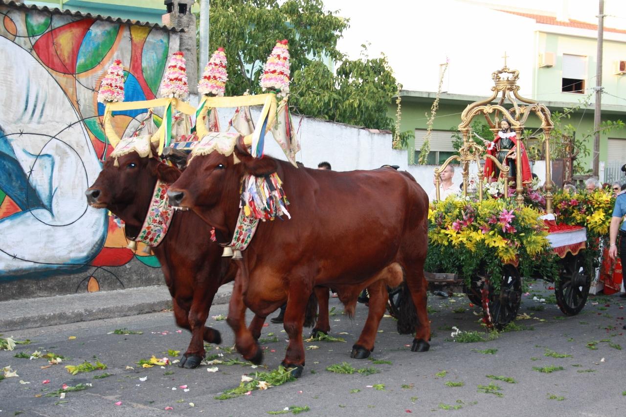 Processione San Sperate