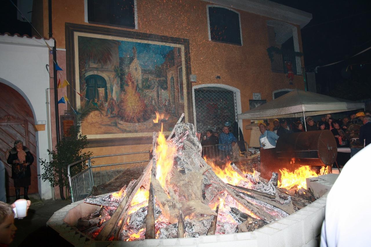 fuoco di santa lucia